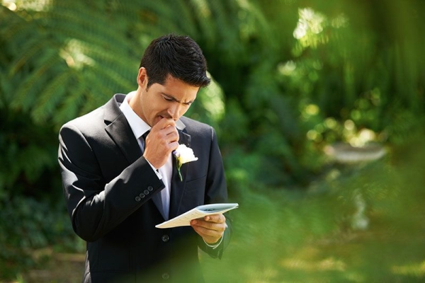 9 Ways To Cope With Wedding Speech Nerves