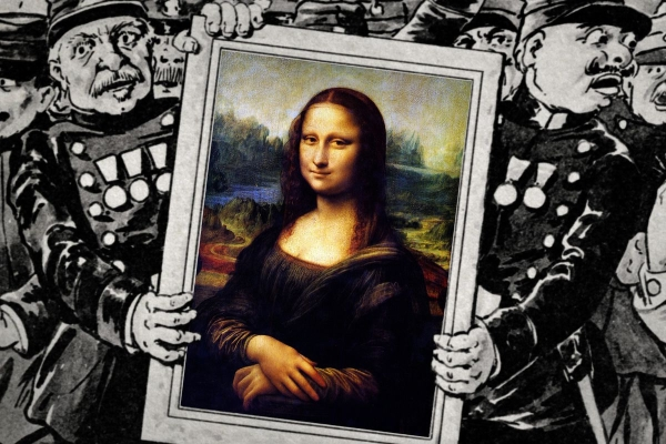 Art Theft: Most Famous Cases in History
