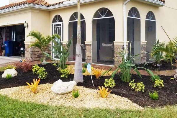 Organic Landscaping Techniques