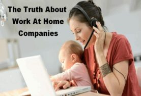 The Truth About Work At Home Companies