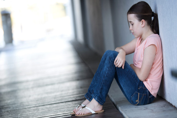 Childhood depression: What to do if your Child is depressed.