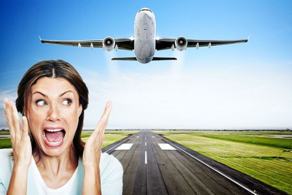 Fear Of Flying? Just Relax It Away