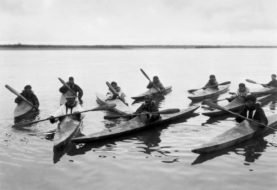 The History of Kayaks