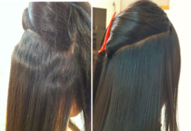Japanese Hair Straightening