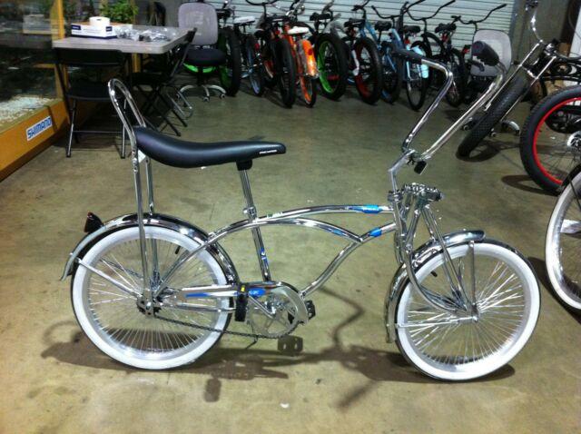 Lowrider Bikes History
